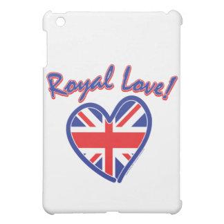 Königlicher Hochzeits-/Gewerkschafts-Jack iPad Mini Hülle