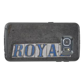 Königlicher Mobiltelefon-Kasten