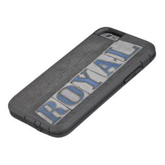 Königlicher Mobiltelefon-Kasten Tough Xtreme iPhone 6 Hülle