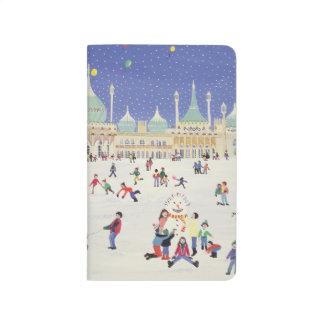 Königlicher Pavillon Brightons Taschennotizbuch