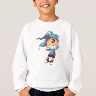 Königlicher Spaßvogel Sweatshirt