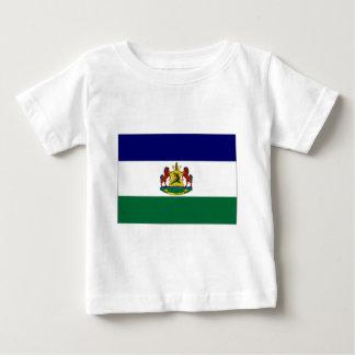 Königlicher Standard Lesothos Baby T-shirt