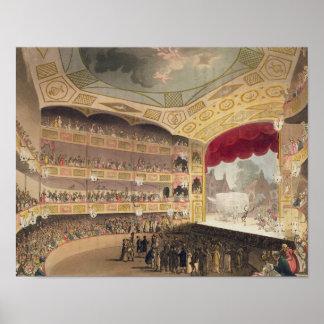 Königlicher Zirkus Poster