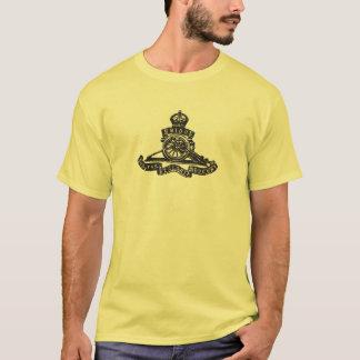 Königliches Artillerie-Kappen-Abzeichen (T - Shirt