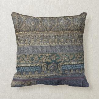 Königliches Mosaik-Wurfs-Kissen - 41cm x 41cm Kissen