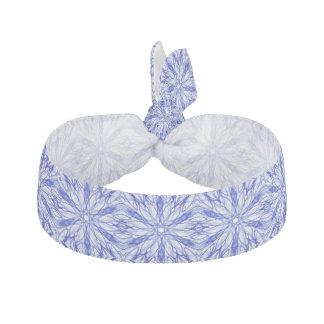 Königliches und mittleres blaues haarband