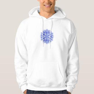Königliches und mittleres blaues hoodie