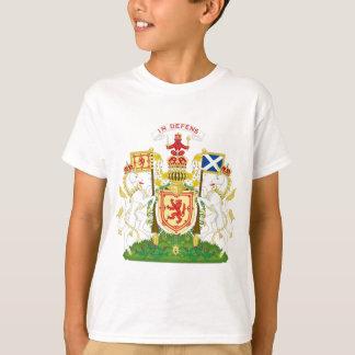 Königliches Wappen des Königreiches von Schottland T-Shirt