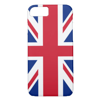 Königreich-Flagge iPhone 8/7 Hülle