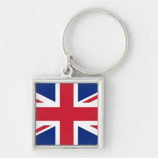 Königreich-Flagge Schlüsselanhänger