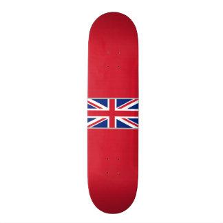 Königreich-Flaggen-Skateboard Skateboardbrett