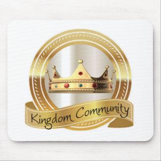 Königreich-Gemeinschaftskrone Mousepad