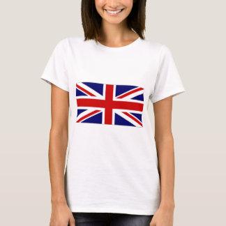 Königreich-Gewerkschafts-Flaggenampere-MarineJack T-Shirt