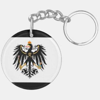 Königreich Preussen Nationalfahne Schlüsselanhänger