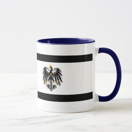 Königreich Preussen Nationalfahne Tasse
