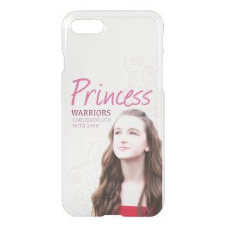 Königreich-Prinzessin Warrior iPhone 7 Abdeckung iPhone 8/7 Hülle