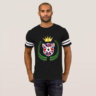 Königreich-Schild T-Shirt