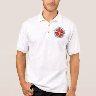 Königreich von Norwegen Poloshirt
