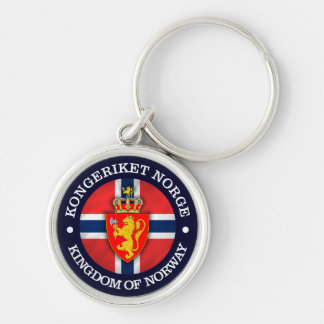 Königreich von Norwegen Schlüsselanhänger