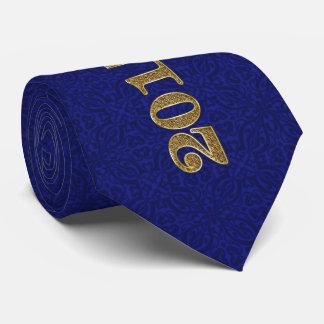 Königsblau-Klasse von 2017 mit Gold Krawatte