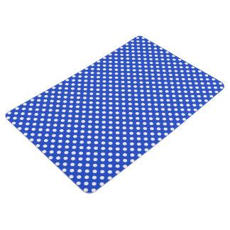 Königsblau-Kombinations-Tupfen durch STaylor Bodenmatte