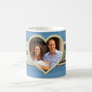 Königsfamilie Prinz-George Kaffeetasse