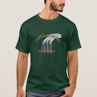 Konklave 2013 - Heiliger Rauch! T-Shirt