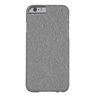 Konkreter Mond-Felsen Barely There iPhone 6 Hülle