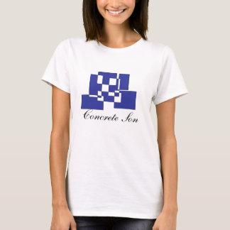 Konkreter Sohn T-Shirt