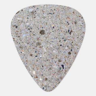 Konkretes Zement-Beschaffenheits-Foto Plektrum