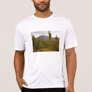Konkurrenten-T - Shirt helles Sahuaro der