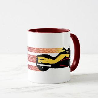 """Können """"Schritt"""" Tasse, Schale oder Stein morgens Tasse"""