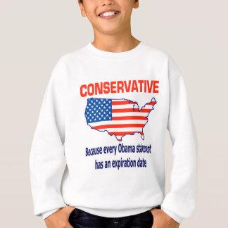 Konservativ - AntiObama Sweatshirt