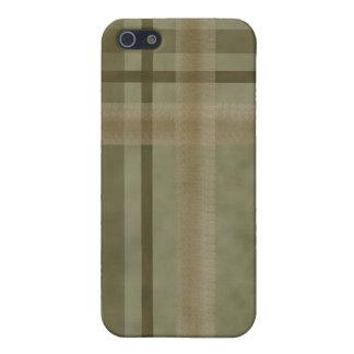 Konservatives Muster-Speck-Kasten iPhone 4 iPhone 5 Schutzhülle