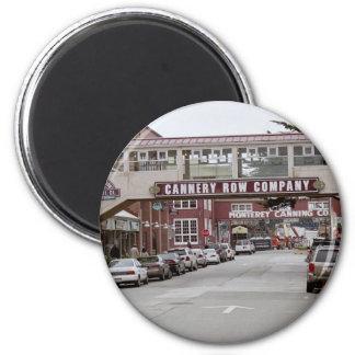 Konservenfabrikreihe Runder Magnet 5,1 Cm