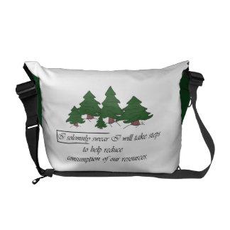 Konservieren Sie Bote-Tasche Kurier Tasche