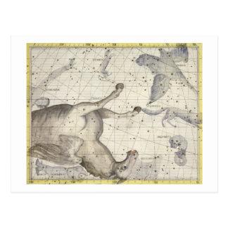 Konstellation von Pegasus, überziehen 25 'vom Postkarte
