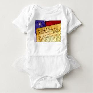 Konstitution 4. von Unabhängigkeit Julis am 4. Baby Strampler