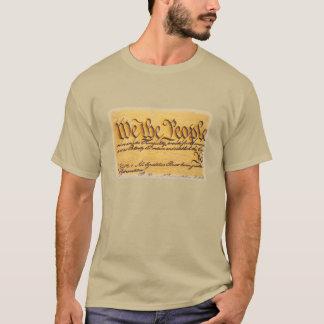 Konstitution T-Shirt