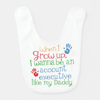 Konto-Führungskraft mögen meinen Babylätzchen