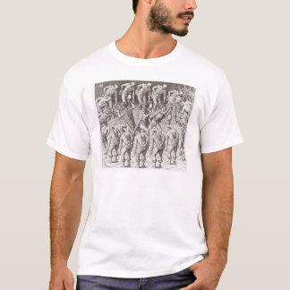 Konto Johannes Leriis des Caraibe amerikanischen T-Shirt