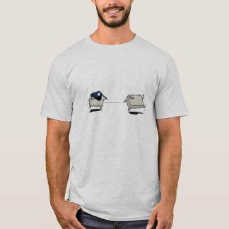 Kontrolle gegen Entweichen T-Shirt