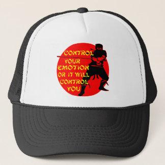 Kontrolle Ihr Gefühl Ninja oder es wird Kontrolle Truckerkappe