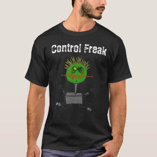 Kontrollen-Freak T-Shirt
