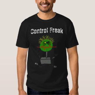 Kontrollen-Freak Tshirts