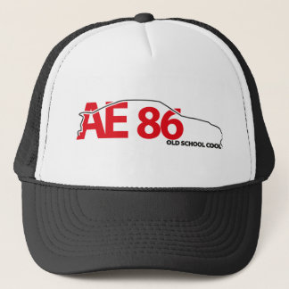 Kontur AE86 Maschen-Hut Truckerkappe