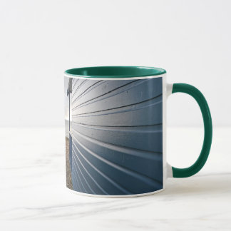 Konvergierende Linien Tasse