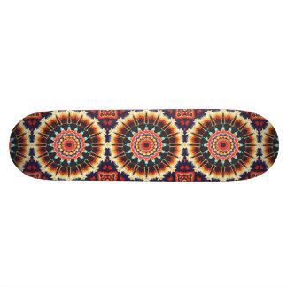 Konzentrische Balance von Farben Individuelles Deck