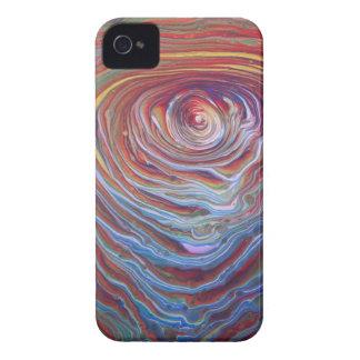 Konzentrische Grafik iphone 4 Abdeckung! iPhone 4 Case-Mate Hülle
