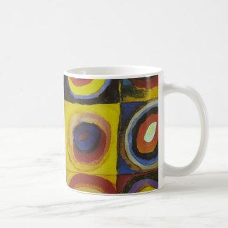 Konzentrische Kreise, 1913 Kaffeetasse